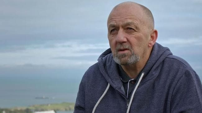 Adrian Greene said no matter how long his son's killer is in jail, it won't bring him back. Picture: RTE One