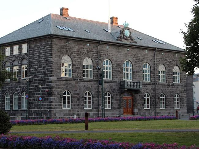 Iceland's parliament, the oldest in the world, will read the anti-circumcision bill next week. Picture: Wikipedia