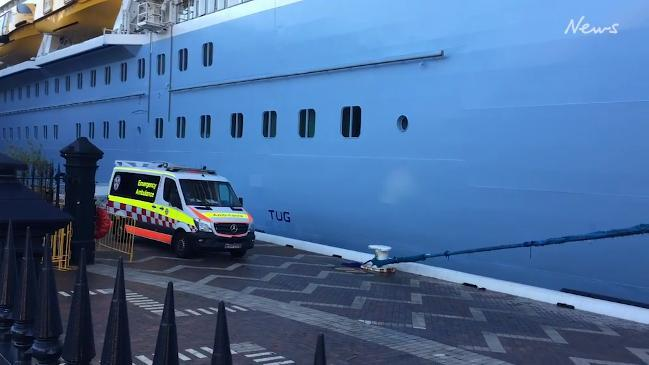 Ovation Of The Seas Sydney Gastro Outbreak - Outbreak on cruise ship