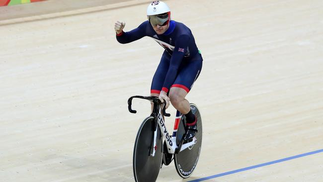 'Frightening' Great Britain team winning Olympics cycling ...