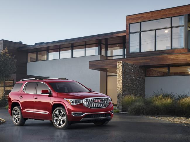 The Acadia Denali.