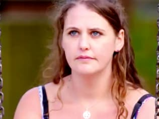 Tegan Wagner was gang raped when she was just 14. Photo: Channel Nine.