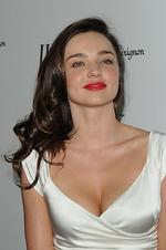 <p>Super Model Miranda Kerr arrives at the W Magazine Best Performances Issue and The Golden Globes celebration hosted by Dom Perignon and W Magazine held at Chateau Marmont on January 13, 2012 in Los Angeles, California. (Photo by Jason Merritt/Getty Images For W Magazine)</p>