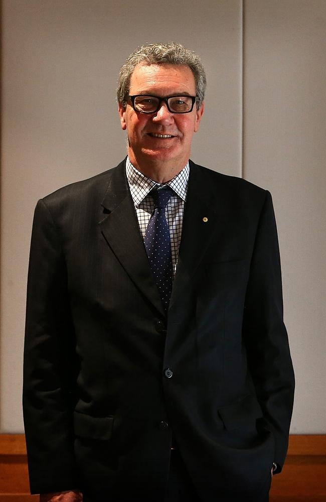 Alexander Downer is heading to London amid a storm of outrage.