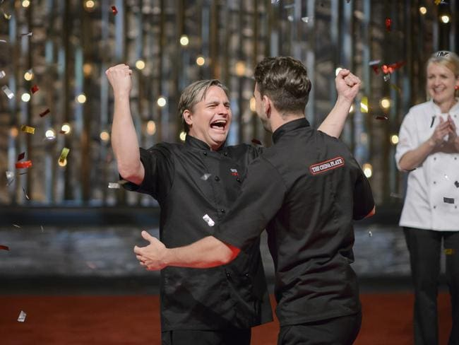 My kitchen rules winners will and steve have the recipe for Y kitchen rules season 6