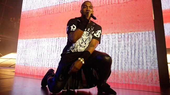 Scheduling conflicts mean Kanye West's Australian fans will have to wait four months to catch his next tour. Picture: Getty Images