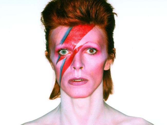 Aladdin Sane — the Bowie so many know and love.