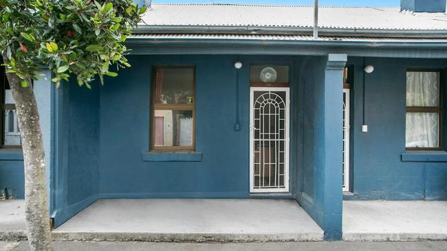One-bedroom house 35 Church St, Camperdown is also listed for under $1.2 million.