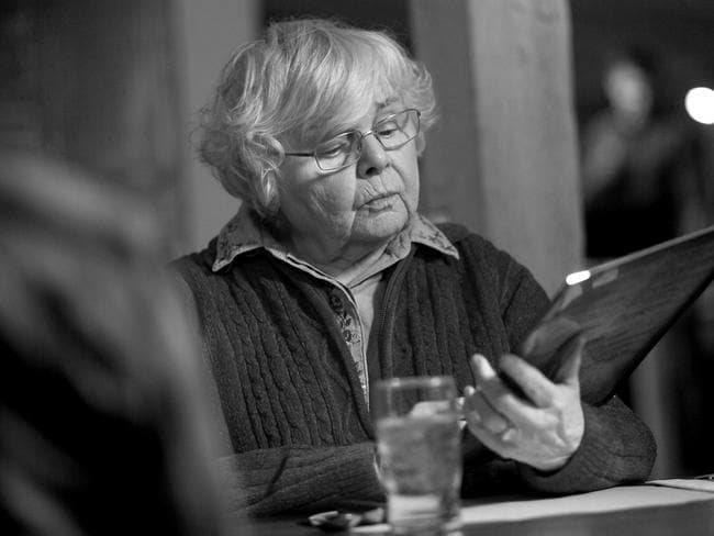 June Squibb in a scene from 'Nebraska'