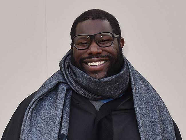 "Speaking out ... Steve McQueen, the British director of Oscar-winning film 12 Years A Slave, called for black actors to be given a ""fair bite"". Picture: Gareth Cattermole/Getty Images"