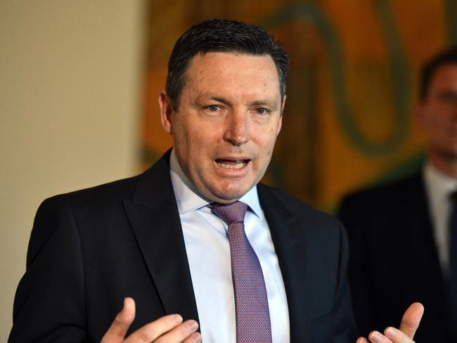 """Australian Christian Lobby Managing Director Lyle Shelton is expected to be a dominant voice in the """"no"""" campaign. Picture: Mick Tsikas/AAP"""