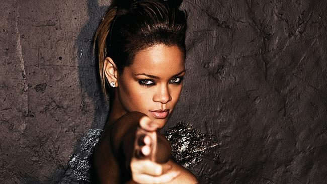 """Rihanna: """"I want YOU! To have really pungent sex with me."""""""