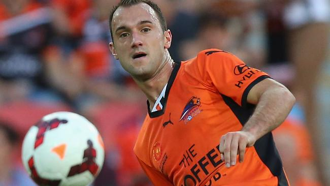 Ivan Franjic has won three A-League Championships with Brisbane Roar.
