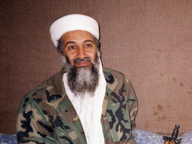 A 'very smart guy' ... Bill Clinton says he nearly 'got' Osama bin Laden on one occasion.