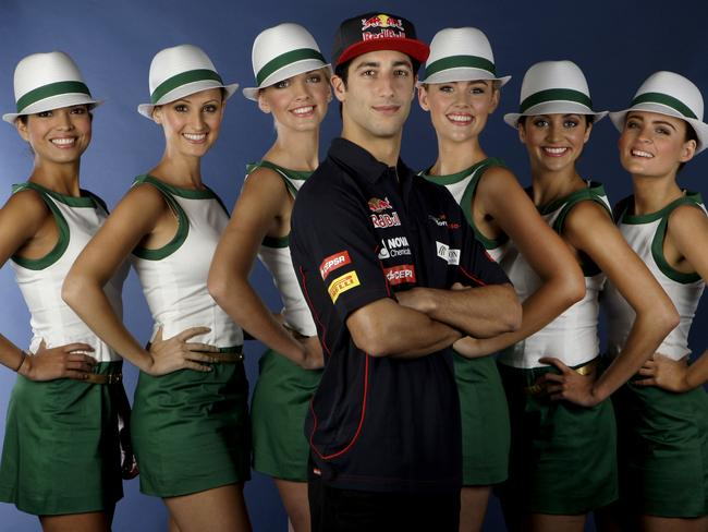 how to become a grid girl adelaide