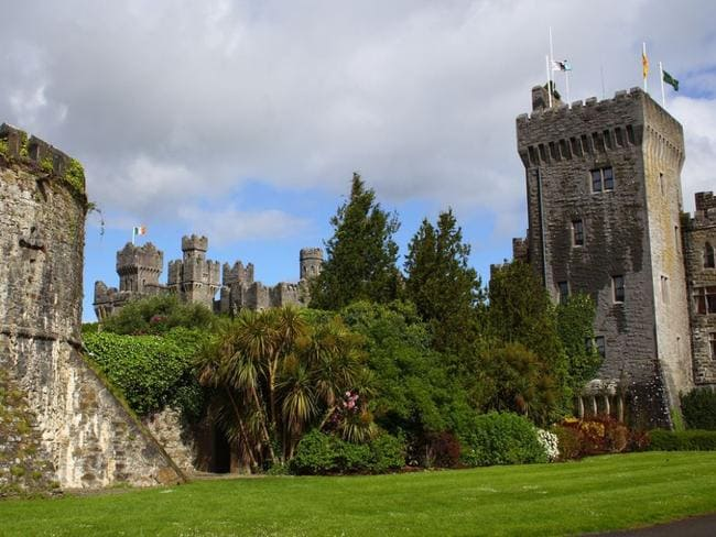 Trafalgar offers the chance to stay at the stunning Ashford Castle in Ireland. Picture: John Menard
