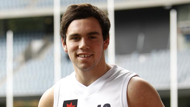 Paddy McCartin could be St Kilda-bound in 2015.