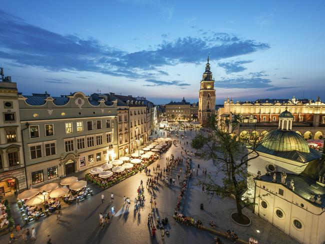 Cracow isn't on most tourists' radar — which is their huge mistake.