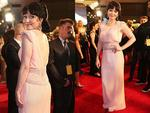 Essie Davis during the Red Carpet Arrivals ahead of the 56th TV Week Logie Awards 2014 held at Crown Casino on Sunday, April 27, 2014 in Melbourne, Australia. Pictures: News Corp Australia