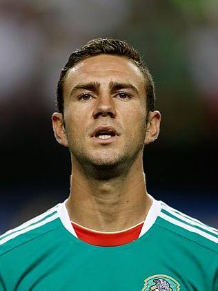 Miguel Layun of Mexico.