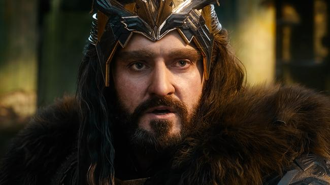 Scene from The Hobbit: the Battle Of the Five Armies. Picture: Roadshow Warner films