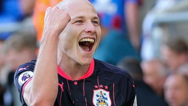 Aaron Mooy was the star of the show against Crystal Palace.