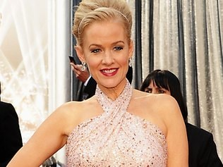 DO NOT ARCHIVE... WIRE: HOLLYWOOD, CA - FEBRUARY 26: Actress Penelope Ann Miller arrives at the 84th Annual Academy Awards held at the Hollywood & Highland Center on February 26, 2012 in Hollywood, California. (Photo by Jason Merritt/Getty Images)