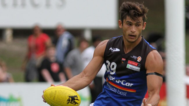 BACK IN ACTION: Sharrod Wellingham impressed in an outing for East Perth. Picture: Duncan Watkinson
