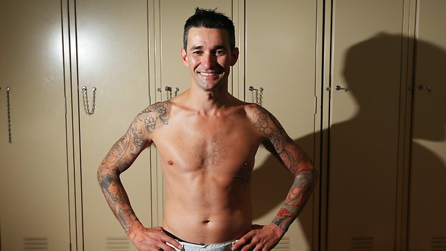 pic for friday racing liftout. Corey Brown in the jockeys room at Newcastle races. Picture: Mark Evans