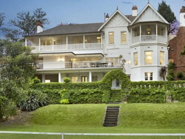 Elaine could become Australia's most exy home. Picture: realestate.com.au