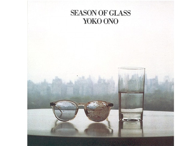 Yoko Ono Seasons of Glass