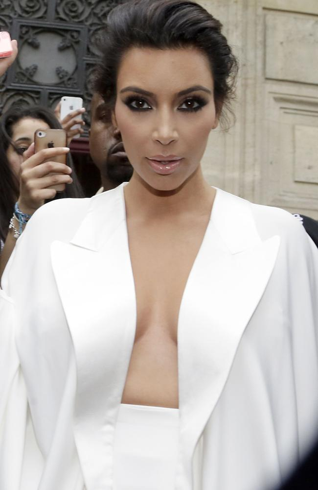 There is no denying Kim has looked stunning all week. And her pre-wedding dinner look was no different.