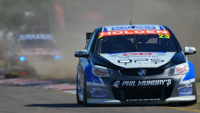 Ingall has taken the team to six top-10 finishes. Picture: Evan Morgan