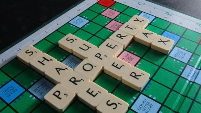 Scrabble is a great brain game because it helps expand your vocabulary.