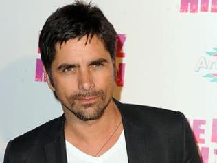 Fabulous and turning 50: actor, John Stamos. Picture: AP.