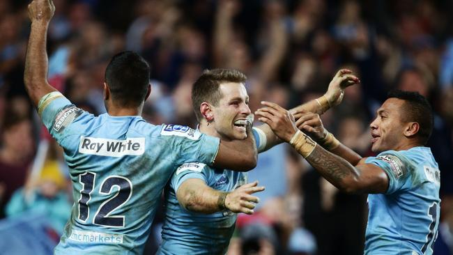 The Waratahs stand on the verge of Super Rugby glory.