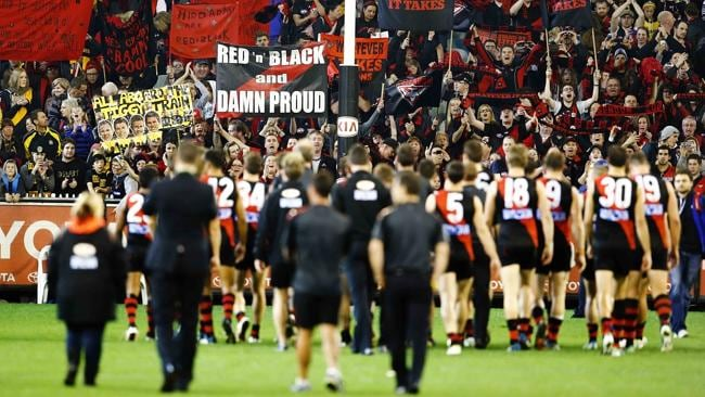 The ASADA investigation into supplement use at Essendon has sparked the introduction of new tough controls. Picture: Michael Klein