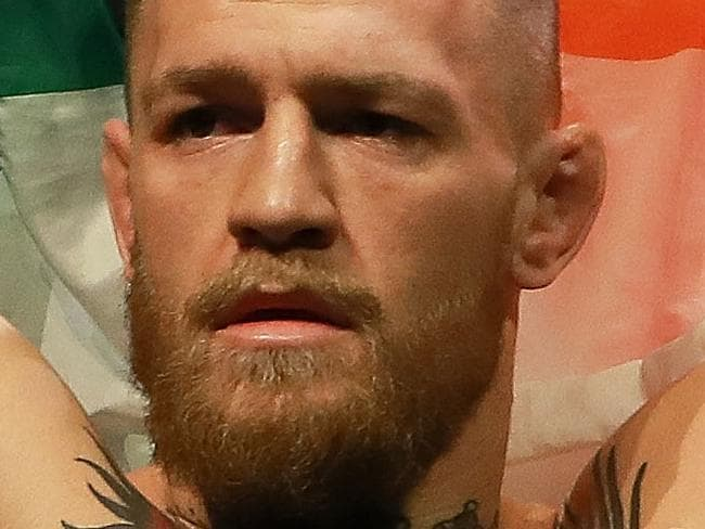 'Once Conor's done, he will disappear'