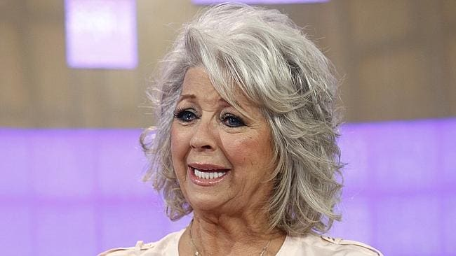 Famous chef Paula Deen admitted to using a racial slur in the past. Picture: AP