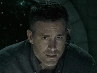 """In this image released by Columbia Pictures, Ryan Reynolds appears in a scene from, """"Life."""" (Alex Bailey/Columbia Pictures-Sony via AP)"""
