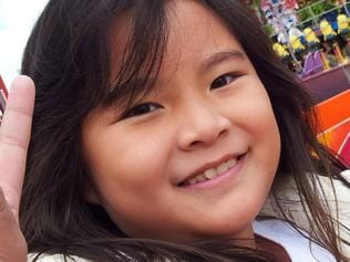 Police today released this photograph – selected by her mother - of Malaysian national Adelene Leong . Adelene died after falling from the Airmaxx 360 ride at the Royal Adelaide Show 2014 . Source SAPOL
