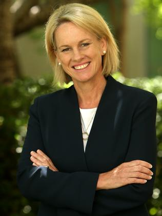 New Nationals Deputy Leader Fiona Nash.