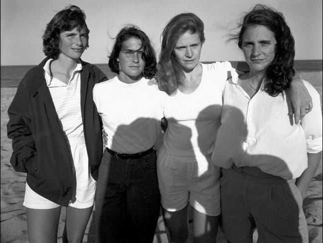 The Brown Sisters 1984