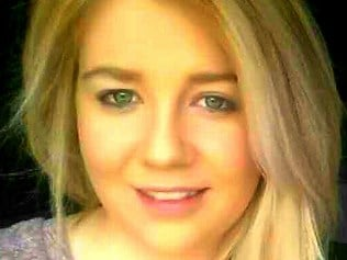 A new supplied photo of accused drug smuggler Cassie Sainsbury has been released. Source: Supplied.