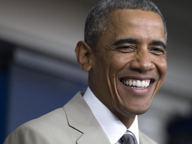 Is that a troll face, Mr Obama?