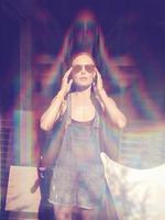COACHELLA 2014: American actress Kate Bosworth. Picture: Instagram