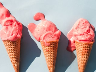 An ice cream festival is coming to Brisbane. This is not a drill! Photo: Stocksy