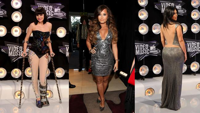 Jesse J Demi Lovato Kim Kardashian