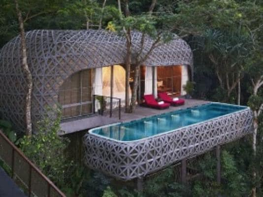Keemala – Thailand. Best tree houses to stay in around the world.