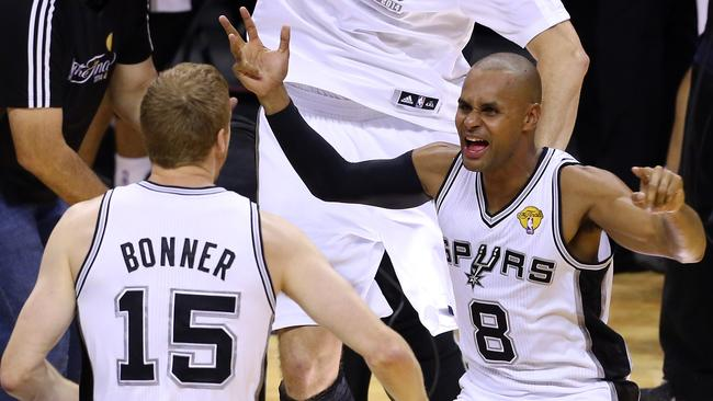 Patty Mills made a big impression with his unconventional speech.